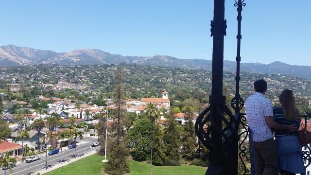 Views from The Santa Barbara Mission (2016)
