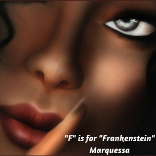 _F_ is for _Frankenstein_