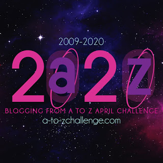 2009-2020 Blogging from A to Z April Challenge